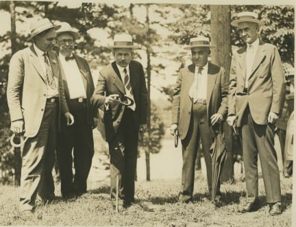 Judges Moore, Thomas, Humphries, Howard, and <br>Pomeroy Fulton County, Georgia, circa 1935