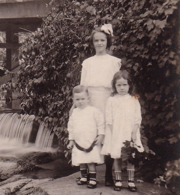 John D, Annis, & Josephine Humphries