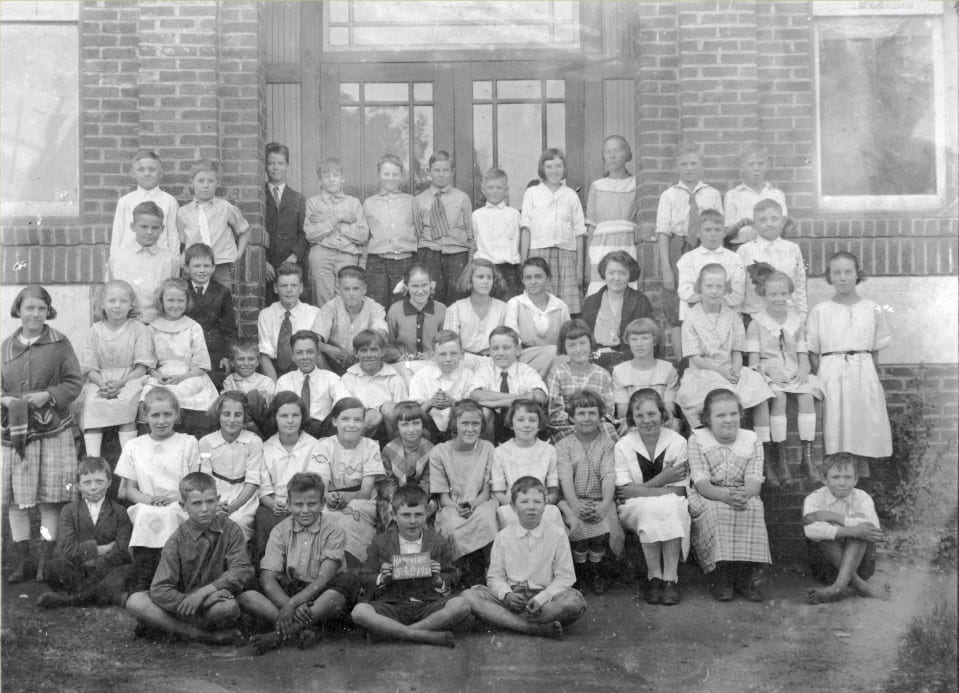 Hapeville School, 5th Grade, 1921