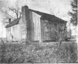 Birthplace of Lillie Marvin Jones