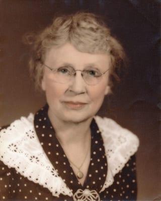 Maggie Eudora Humphries