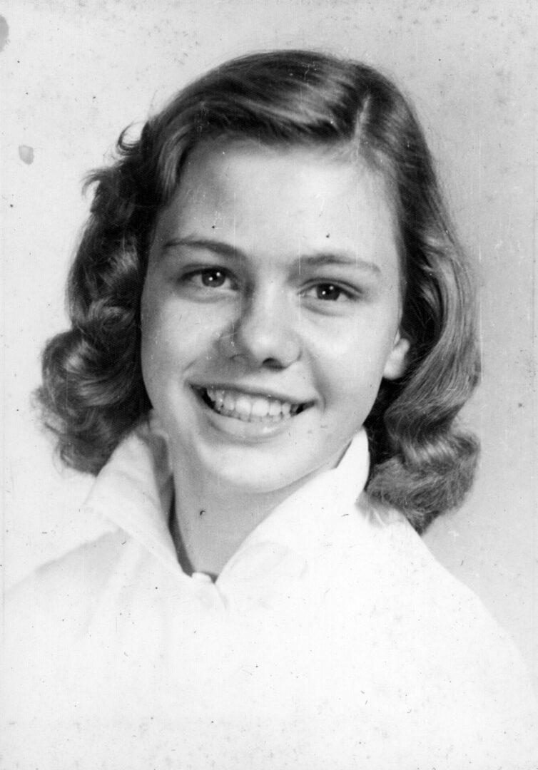 Lillie Eighth Grade School photo