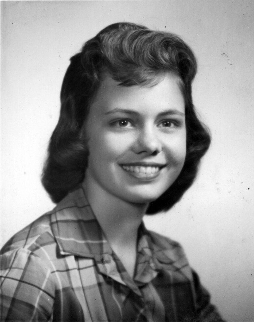 Lillie Sears College Board summer 1960o